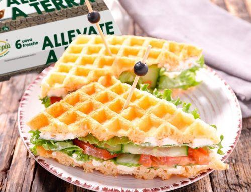 Sandwich di waffle
